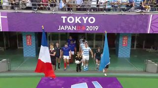 Highlights: France v Argentina