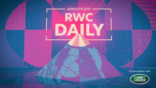 Rugby World Cup Daily - Episode 8