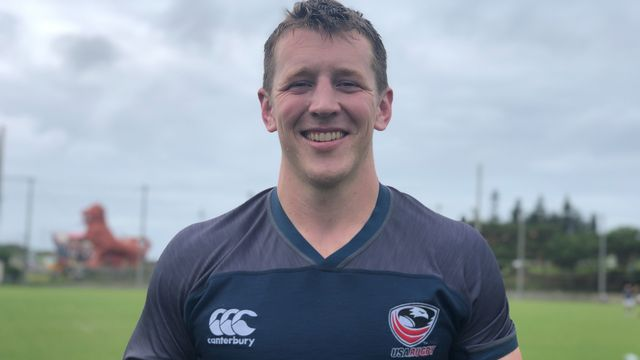 Work hard, play hard - USA's Brakeley juggles rugby with data job