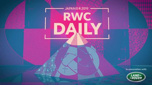Rugby World Cup Daily - Episode 5