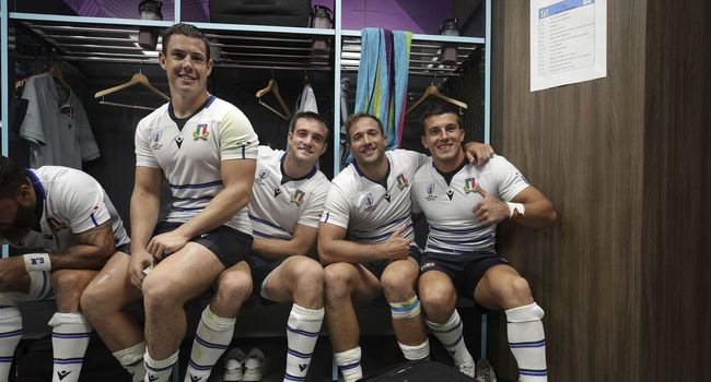 ITALY V NAMIBIA - RUGBY WORLD CUP 2019: POOL B