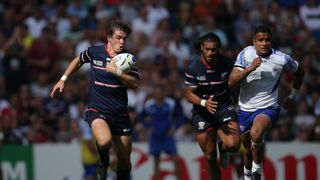 AJ McGinty USA Rugby