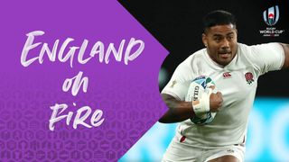 All Angles: Tuilagi's amazing try vs Tonga