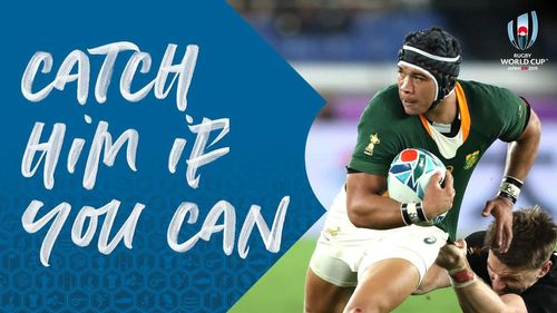 Player Focus: Kolbe's footwork was sensational for South Africa