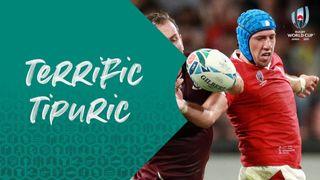 Player Focus:  Justin Tipuric