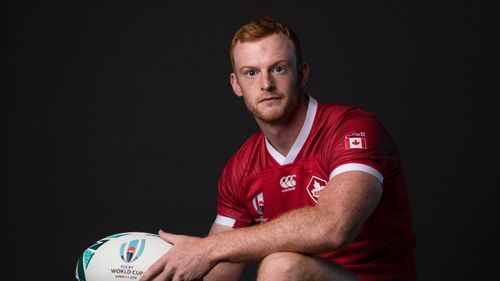 Peter Nelson Canada Rugby World Cup 2019