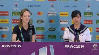 Rui Horaguchi tells her inspiring Kamaishi story