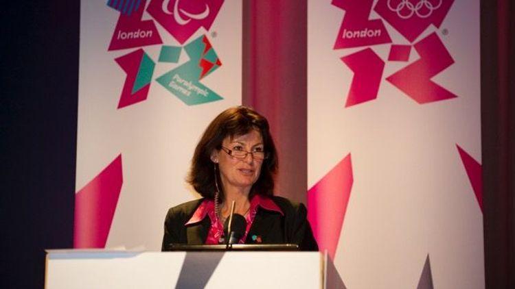 Jayne Pearce at London 2012