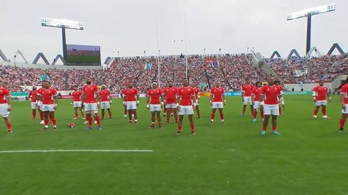 Tonga's Sipi Tau v Argentina is a must watch