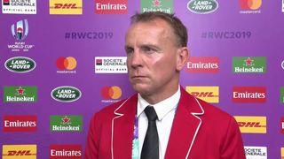 Jones praises his side after tough loss