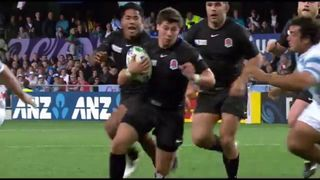 RWC Classic: 2011 - Ben Youngs, ENG v ARG