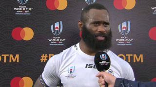 Semi Radradra wins Mastercard Player of the Match