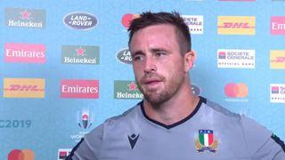 M23 Italy pre-match (RSA) - STEYN
