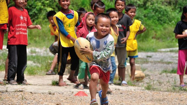 Tens of thousands of children will benefit from RWC 2019 Legacy