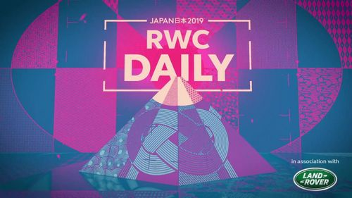 Rugby World Cup Daily - Episode 18