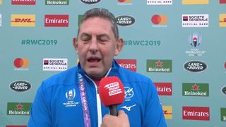 Phil Davies proud post match interview