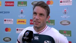 Blaine Scully post match interview