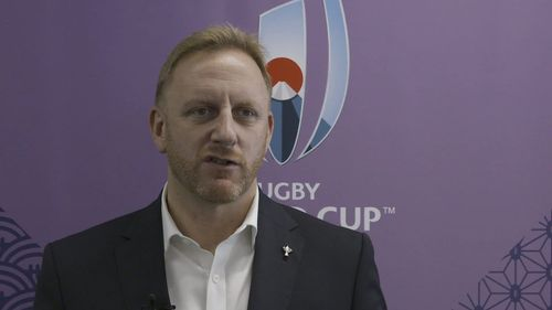 World Rugby COO & Tournament Director Alan Gilpin updates on RWC 2019
