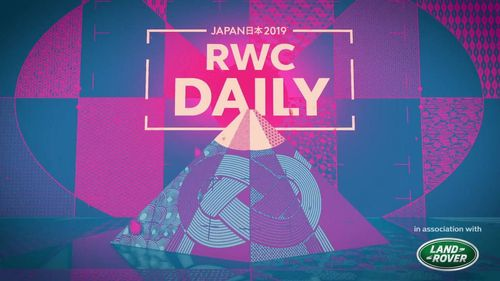Rugby World Cup Daily - Episode 22