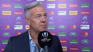 Milton Haig pre-match interview