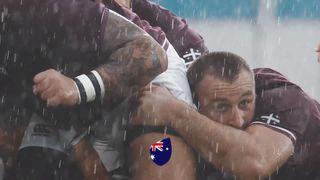 Head to head stats: Australia v Georgia