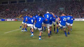 Samoa perform Sivi Tau