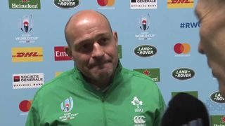 Rory Best looking forward to quarter-finals at RWC 2019