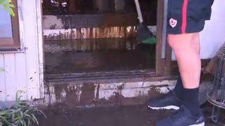 Canada help Kamaishi community after Typhoon Hagibis (b-roll)