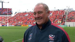 USA head coach Gary Gold previews USA v Tonga