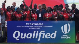 Kenya qualify for Toyko 2020
