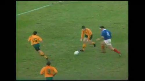 France Magic: Serge Blanco 1987