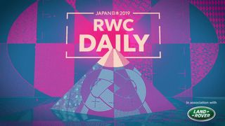 Rugby World Cup Daily - Episode 27