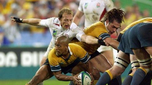 George Gregan and Matt Dawson