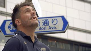 Inspiring rugby: Alexis Padovani