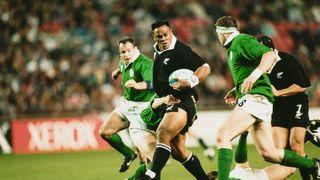 Jonah Lomu v Ireland 1995