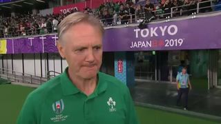 Joe Schmidt previews his quarter-final against New Zealand