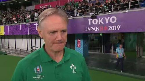 Joe Schmidt previews his quarter-final against New Zealand