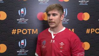 Mastercard Player of the Match interview - Aaron Wainwright