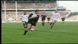 RWC Classic: England v New Zealand 1991 - Michael Jones