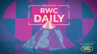Rugby World Cup Daily - Episode 32