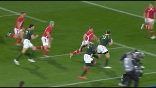 RWC Classic - RSA-WAL 2011 - Frans Steyn gives SA perfect start.mov