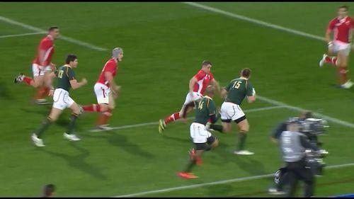 RWC Classic 2011: South Africa v Wales - Frans Steyn