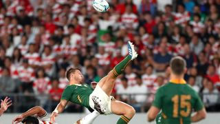 Japan v South Africa - Rugby World Cup 2019: Quarter-Final