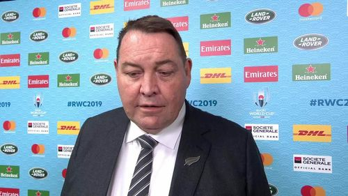 Steve Hansen previews England v New Zealand