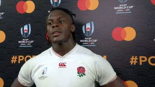 Maro Itoje wins Mastercard Player of the Match