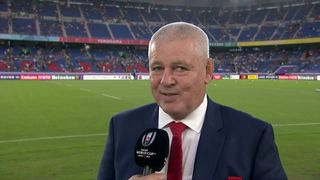 Gatland speaks ahead of semi-final with South Africa