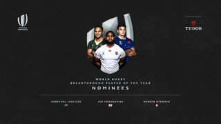 World Rugby Breakthrough Player of the Year 2019