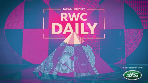Rugby World Cup Daily - Episode 41