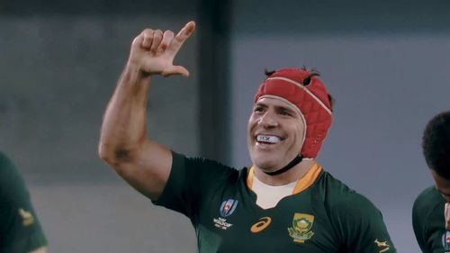 South Africa's Road to the Final