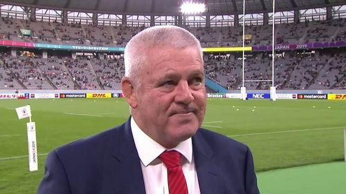 Warren Gatland on Wales win drought against New Zealand